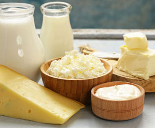 evite los lacteos si tiene gastritis