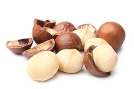Macadamia para Reducir el Colesterol Malo
