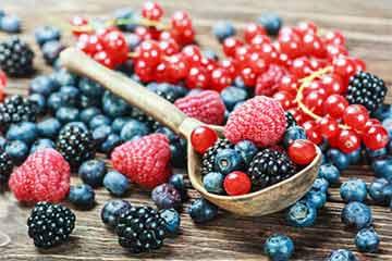 La importancia de los antioxidantes en su dieta
