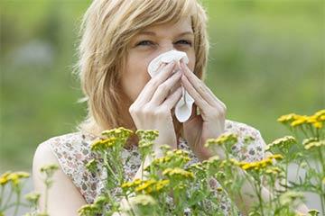 Tratamiento de las alergias