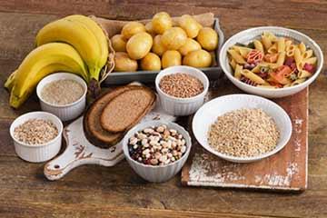 Es bueno comer carbohidratos?