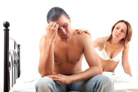 La disfunción eréctil o Impotencia Sexual