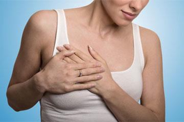 Síntomas de cáncer de mama